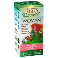 Host Defense Mushrooms MycoBotanicals Woman Capsules