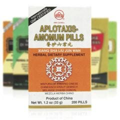 Mayway Min Shan Aplotaxis Amomum Pills