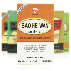 Mayway Min Shan Bao He Wan