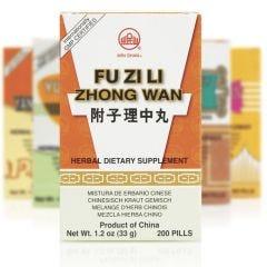Mayway Min Shan Fu Zi Li Zhong Wan