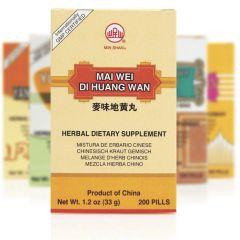 Mayway Min Shan Mai Wei Di Huang Wan