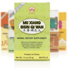 Mayway Min Shan Mu Xiang Shun Qi Wan