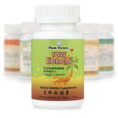 Mayway Plum Flower Herbal Extract Capsules Teinchi Capsules (raw)