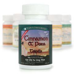 Mayway Plum Flower Cinnamon & Poria Teapills (Economy Size)