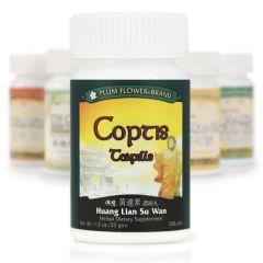 Mayway Plum Flower Coptis Teapills