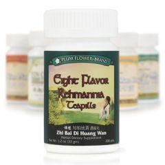 Mayway Plum Flower Eight Flavor Rehmannia Teapills