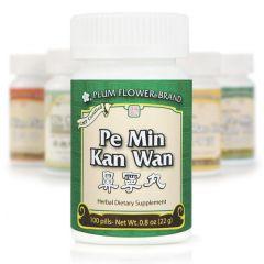 Mayway Plum Flower Pe Min Kan Wan
