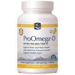 Pro Omega®-D Lemon Gels