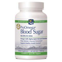 Pro Omega® Blood Sugar Gels