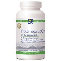 Pro Omega® CoQ10 Soft Gels