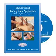 Tuning Fork Application DVD