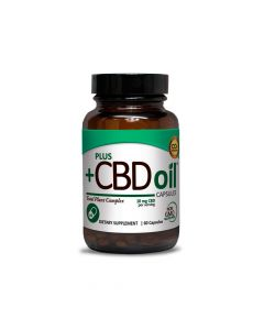 Plus CBD Oil Capsules 10mg