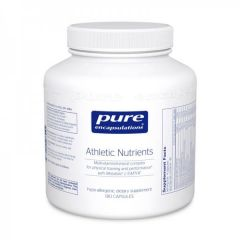 Pure Encapsulations Athletic Nutrients