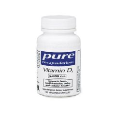 Pure Encapsulations Vitamin D3 5