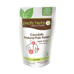 Pacific Herbs Corydalis Natural Pain Relief