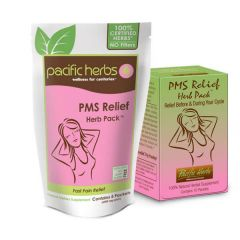 Pacific Herbs PMS Relief Herb Pack