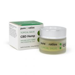 Pure Ratios CBD Salve