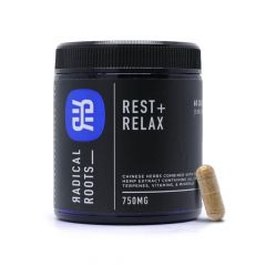 Radical Roots Rest + Relax Capsules