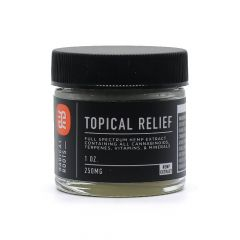 Radical Roots Relief Balm