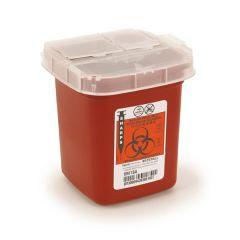 1 pt. Sage Biohazard Container