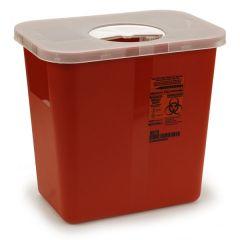 2 gal. Sage Biohazard Container