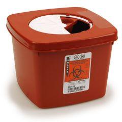 2 qt. Sage Biohazard Tub