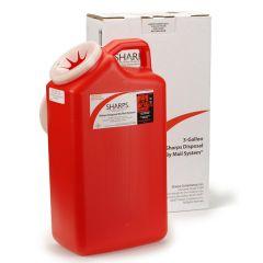 3 gal. SCI Sharps® Biohazard By Mail