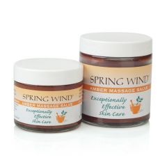 Spring Wind Amber Massage Salve