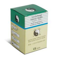 Tai Chi™ Singles Acupuncture Needles .35X25