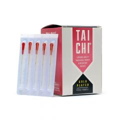 Tai Chi™ 24K Gold Plated Acupuncture Needles