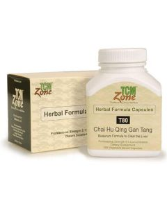 TCMzone Bupleurum Formula to Clear the Liver