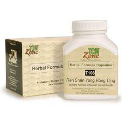 TCMzone Ginseng Formula to Nourish the Nutritive Qi