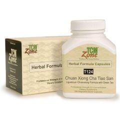 TCMzone Ligusticum Chuanxiong Formula with Green Tea