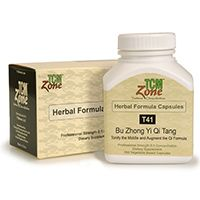 TCMzone Tonify the Middle and Augment the Qi Formula