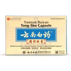 Yunnan Baiyao® Tong Shu Capsules