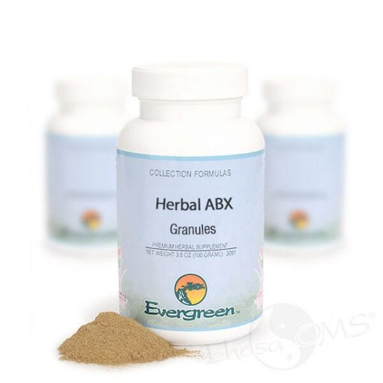 what is herbal abx used for