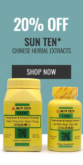 Sun Ten Chinese Herbs