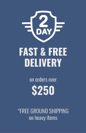 2-Day Fast + Free Delivery